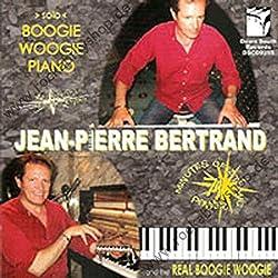 Boogie Woogie Piano [Import] [Audio CD] Bertrand, Jean-Pierre