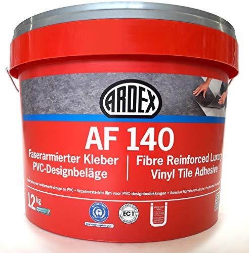 ARDEX AF140 faserarmierter Kleber für PVC- und Designbeläge, 12kg
