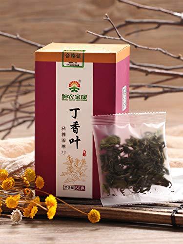 150g丁香茶正品丁香叶花茶长白山红茶养特级红茶野生胃茶養胃抗菌