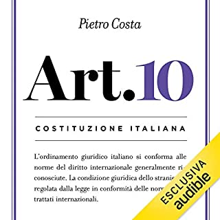 Articolo 10 copertina