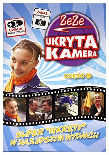 Ukryta kamera 3 [DVD] (Keine deutsche Version)