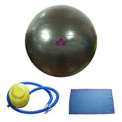 Top 10 Best Selling Exercise Balls Reviews 2020