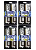 A-Tech 32GB (8x4GB) Server Kit for Dell PowerEdge 1900 1950 1950 III 1955 2900 2900 III 2950 2950 III M600 R900 SC1430 T110 PowerVault NF500 NF600 PC2-5300 DDR2 ECC FB DIMM Fully Buffered Memory Ram