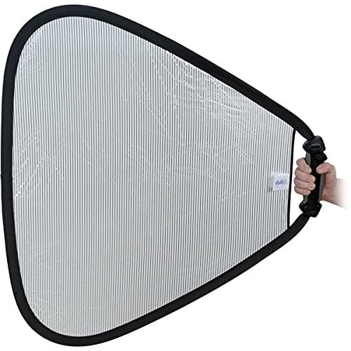 Manfrotto LLLR3652 - Difflector TriGrip (difusor + Reflector Plata Suave) 85 cm