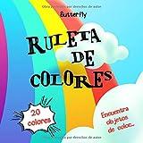 Ruleta de colores. Encuentra un objeto de color...: 20 colores