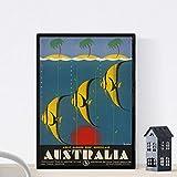 Nacnic Vintage Poster Vintage Plakatwerbung. Treffen