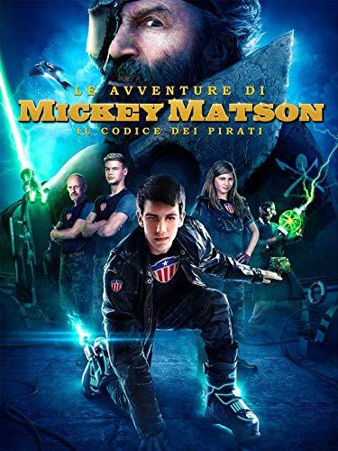 Le avventure di Mickey Matson - Il codice dei pirati