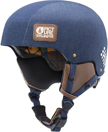 Casque de Ski Picture Organic Tempo Hifi Raw Denim
