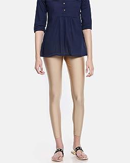 219ad1f43758c2 GO COLORS Women's Leggings Online: Buy GO COLORS Women's Leggings at ...