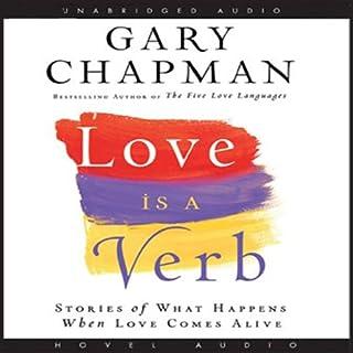 Love Is a Verb cover art