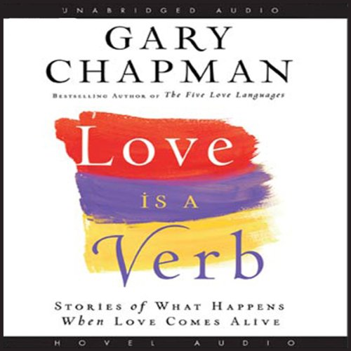 Love Is a Verb audiobook cover art