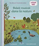 Balade musicale dans la nature (1CD audio)