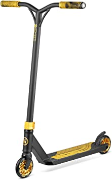 Hipe Patinete Scooter Freestyle H3 (Black/Gold) : Amazon.es ...
