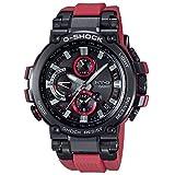 [カシオ] 腕時計 ジーショック MT-G Bluetooth 搭載 電波ソーラー MTG-B1000B-1A4JF メンズ レッド