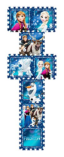 Knorrtoys 21011 - Frozen Night Puzzlematte 8tlg.