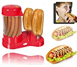 Machine de cuisson pour préparer hot-dog et sandwiches américains-619813
