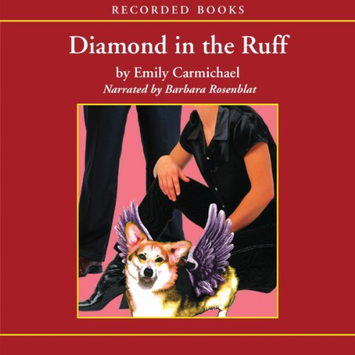 Diamond in the Ruff audiobook cover art