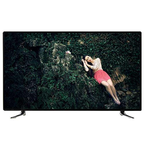 Full HD LED Televisores Smart Android TV, 3840 * 2160 Televisores por Internet HDMI USB VGA Incorporado Interfaz de Video Señal analógica Smart TV Colgante de Pared
