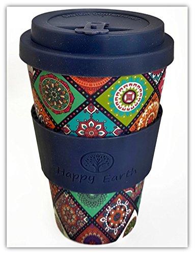 Happy Earth - Bambus Kaffeetassen