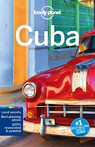 Lonely Planet Cuba [Versione Inglese] [Lingua Inglese]