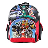 Petit Sac ¨¤ Dos?¨C?Power Rangers Team New School Book Bag Gar?on 379704