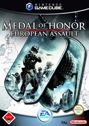 Medal Of Honor: European Assault (dt.) [Importación alemana]