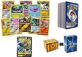 100 Pokemon Card Rares and Foils & 1 Random V Ultra Rare Card! Includes a Golden...