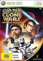 Star Wars the Clone Wars: Republic Heroes (輸入版)