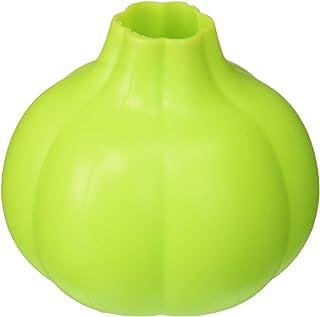 LETOOR Silicone Peeler Garlic Peeling Tools Kitchen Gadget Supplies, 2 inch, Green
