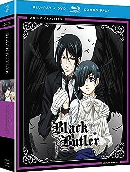 Black Butler  Complete First Season  Classic [Blu-ray/DVD Combo]