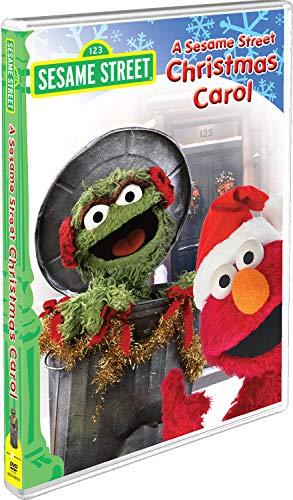 A Sesame Street Christmas Carol [DVD]