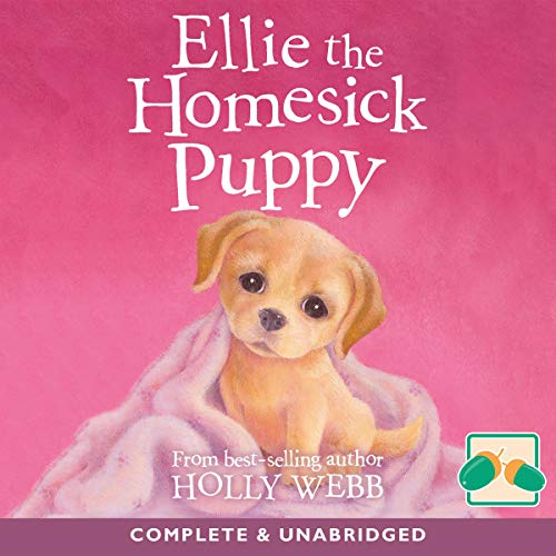 Ellie the Homesick Puppy cover art