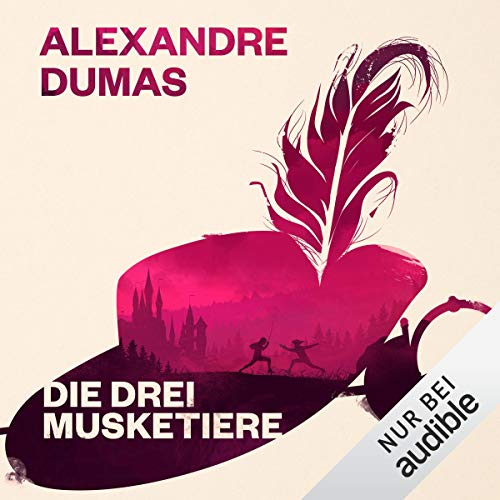 Die drei Musketiere cover art