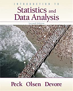 Introduction to Statistics and Data Analysis (with CD-ROM and Internet Companion)