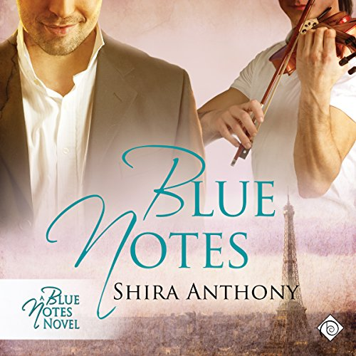 Blue Notes audiobook cover art