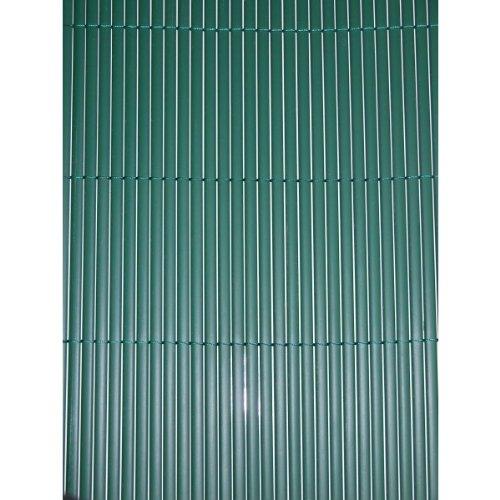 ARELLA DOPPIA 'BAMBOO' IN PVC MT. 1,0 X 3 VERDE - PZ. 2