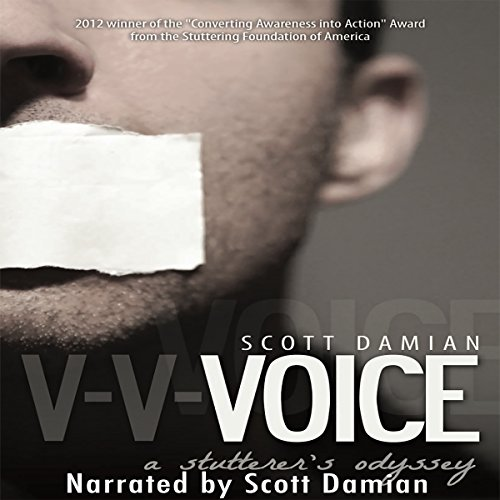 Voice audiobook cover art