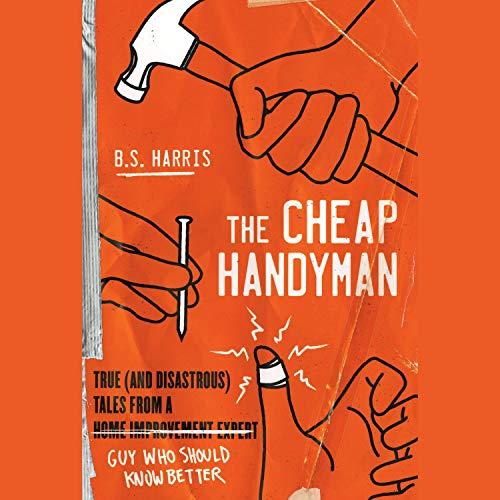 The Cheap Handyman audiobook cover art
