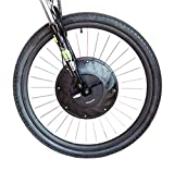 IconBit Quantum Kit E-Bike Nachrüst-Set, Schwarz, 26 Zoll