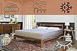 Sleepers Materasso Dormipure | 140 x 190 | Ortopedico | Durevole | Spessore 16 cm | Memory Foam