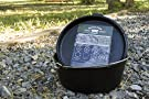 Dutch Oven Charcoal Briquettes Magnetic Cheat Sheet/Briquette Temperature Conversion Chart - The Perfect Fridge Magnet #3