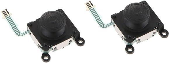 Prettyia 2x 3D Analogue Joystick Button Control Stick Replacement For PSVita PSV 2000