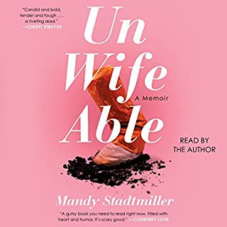 Unwifeable audiobook cover art
