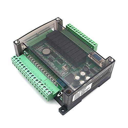 DollaTek PLC Programmierbare Logiksteuerung FX3U-24MR Relaisausgang der industriellen Steuerplatine