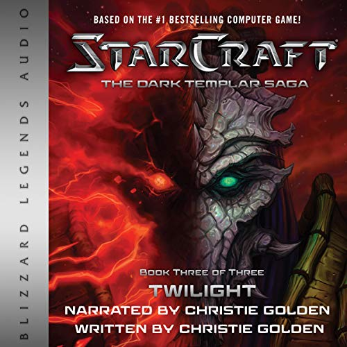 StarCraft: The Dark Templar Saga - Book Three Titelbild
