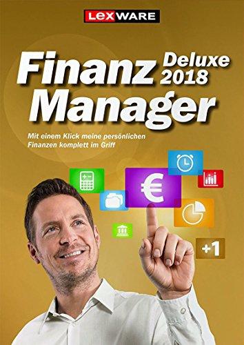 Lexware FinanzManager Deluxe 2018 PC Download|Einfache Buchhaltungs-Software für private Finanzen und Wertpapier-Handel|Kompatibel mit Windows 7 oder aktueller