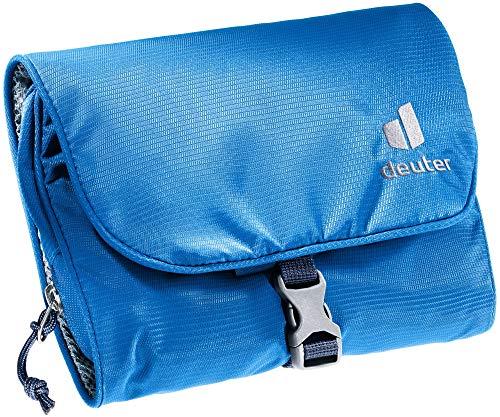 Deuter Wash Bag I Neceser, Unisex Adulto, Azul Marino, Talla
