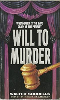 Will to Murder 0380780208 Book Cover