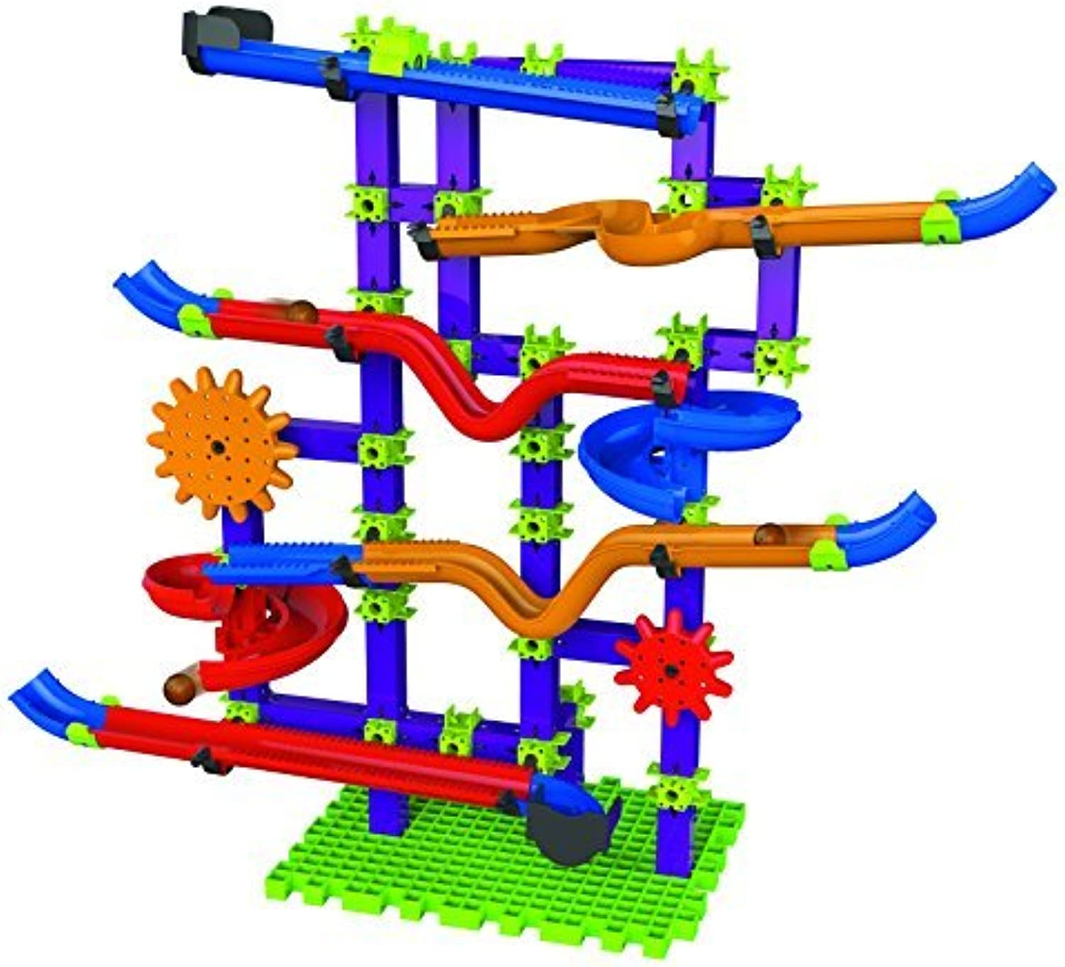 The Learning Journey Techno Gears Marble Mania, Whirler (100+ pcs) by The Learning Journey
