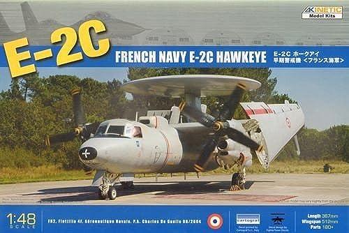 Kinetic K48015 - E-2C French Flugzeug